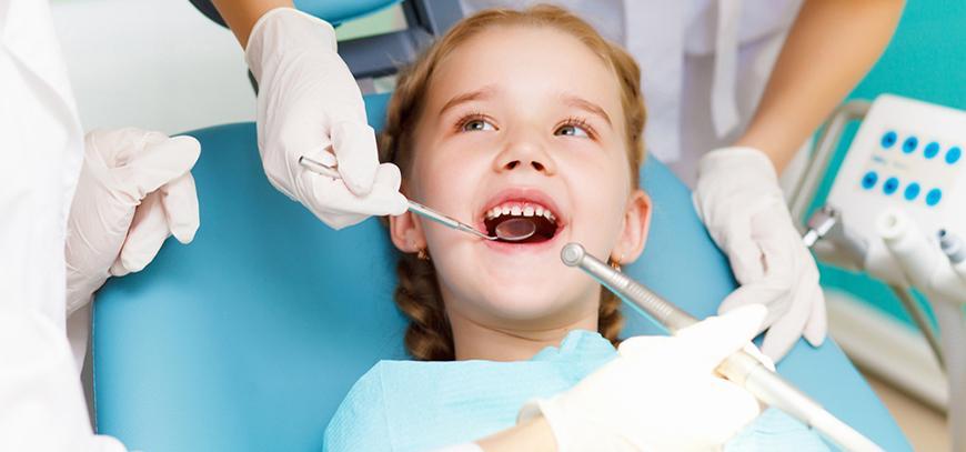 Çocuklarda Diş Travmaları
