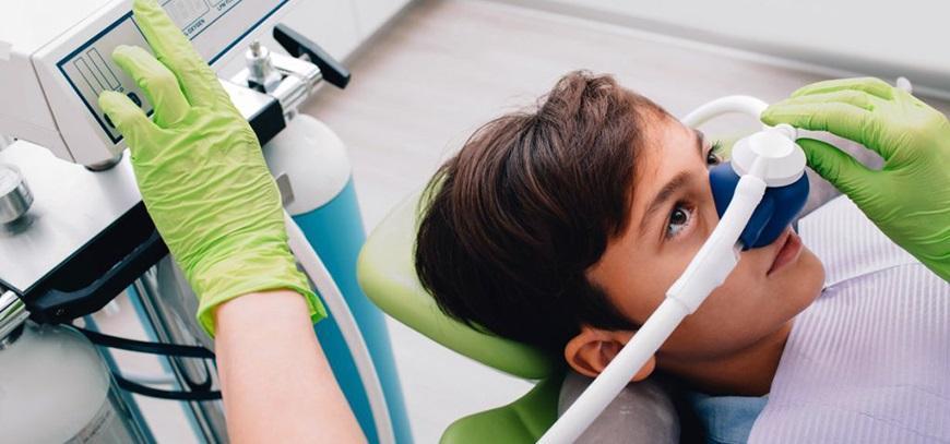 Çocuklarda Genel Anestezi Veya Sedasyon Altında Diş Tedavileri